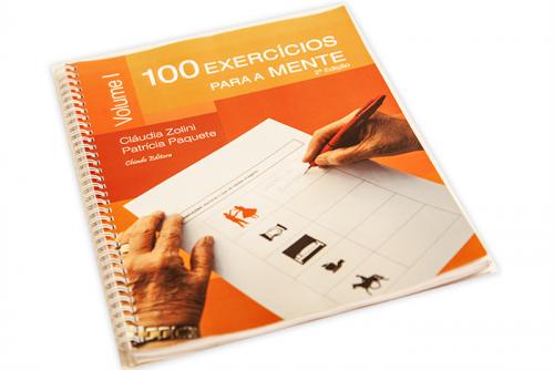 100 Exercícios para a Mente - Manual de Estimulação Cognitiva