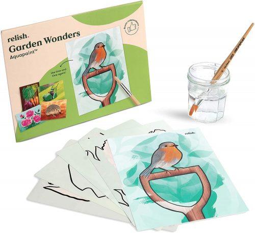 Pinturas com água reutilizáveis!