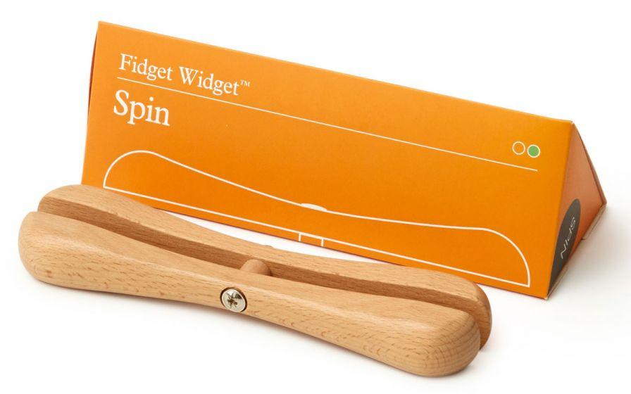 Fidget Widget que roda