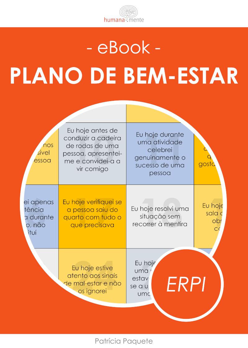 Formação e Supervisão Humanamente- O Plano de Bem-estar é uma ótima ferramente!
