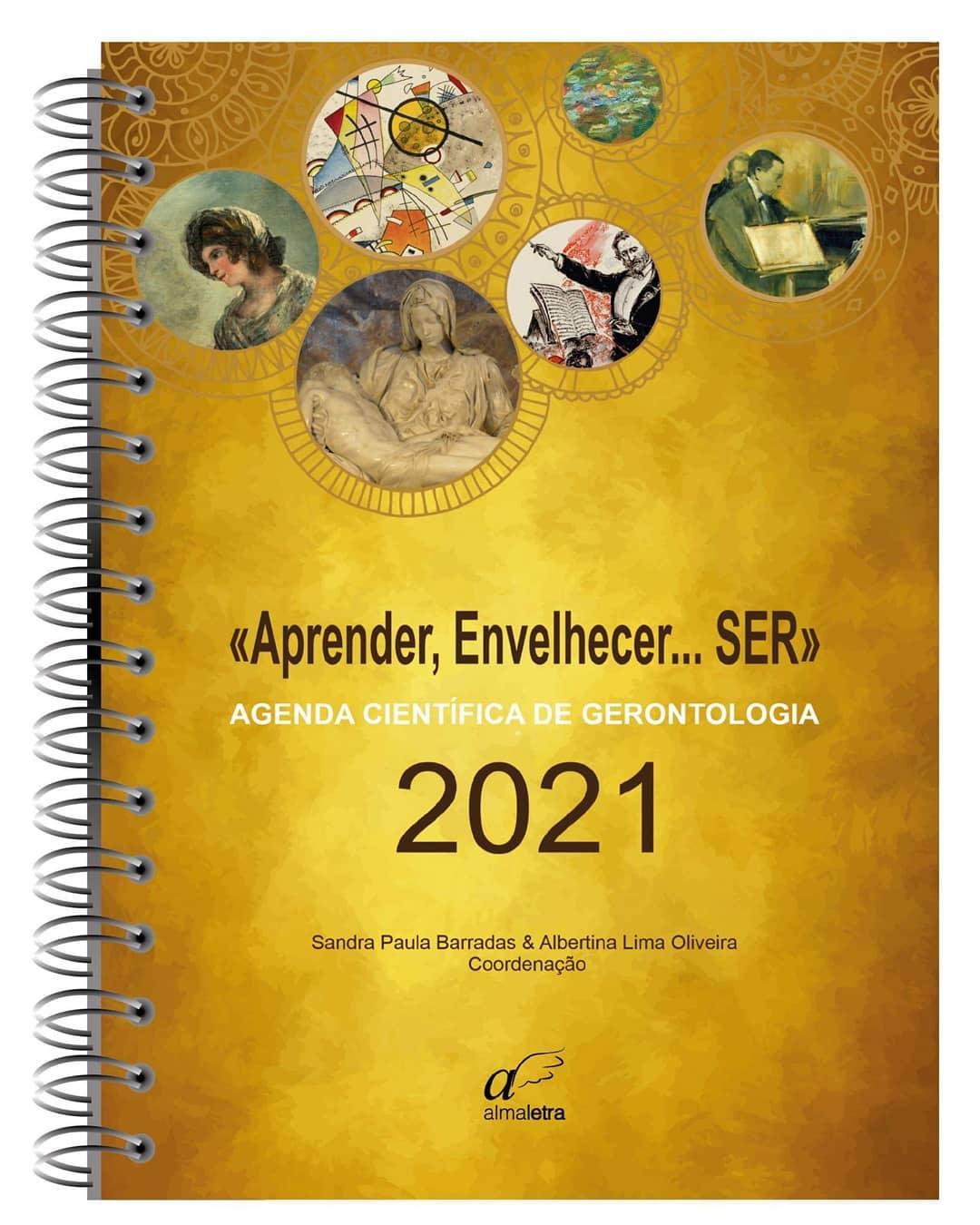 Newletter de Janeiro sobre a parceria da Humanamente com a Alma Letra e a sua Agenda Científica de Gerontologia 2021
