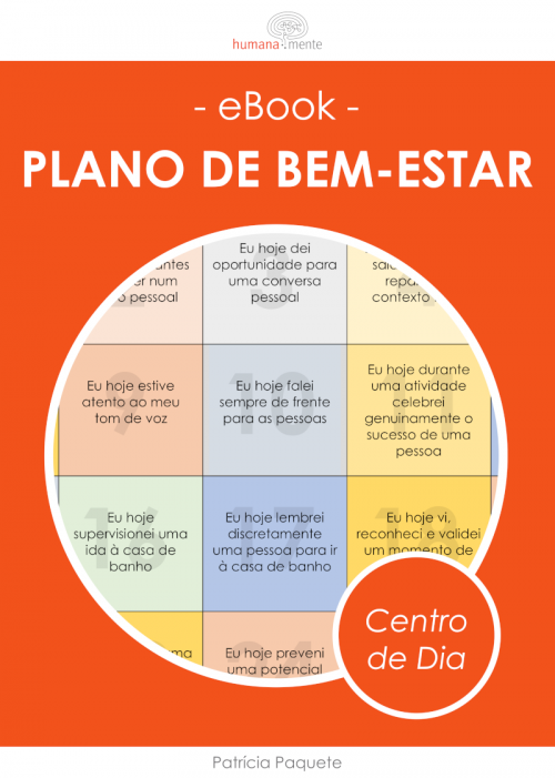 Plano de bem-estar para equipas de Centro de Dia, adquira o pacote promocional para participar do Workshop de 4 horas