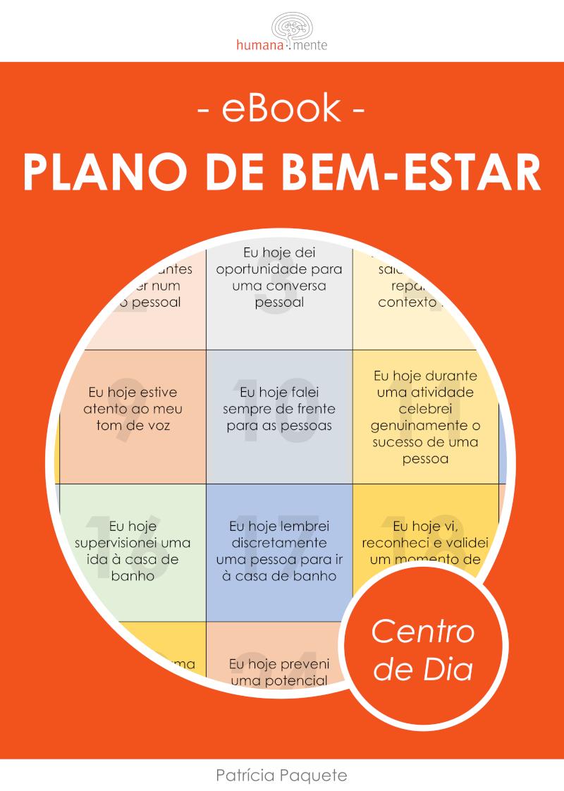 Pacote promocional: 1 Plano de Bem-estar em demência + Workshop de 4 horas