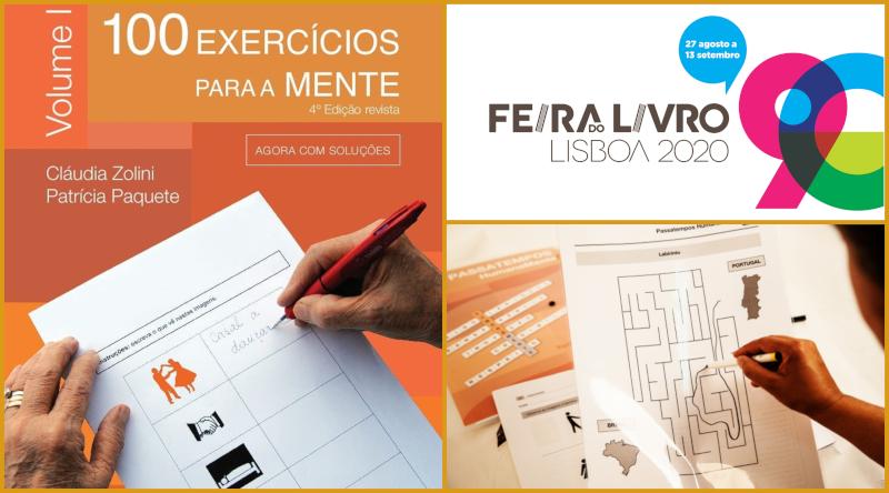 Promoção – Feira do Livro de Lisboa 2020