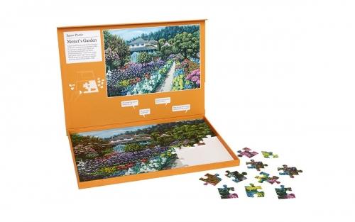 Novo puzzle com 63 peças