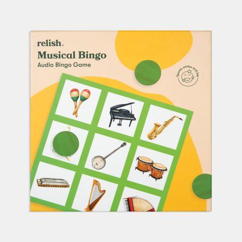 bingo musical humanamente